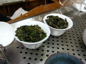 tieguanyin tea gaiwan