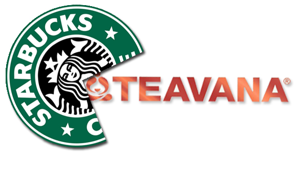 starbucks teavana tea bar