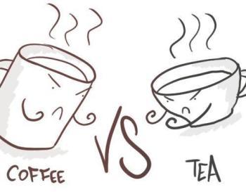 coffee versus tea