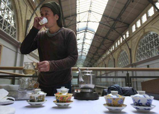 san francisco tea festival gaiwan tea tasting