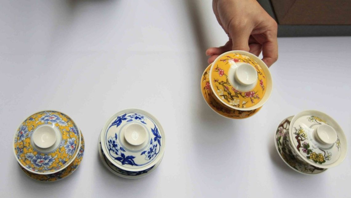 san francisco tea festival gaiwan