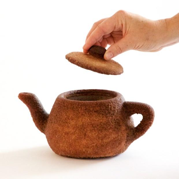 3d printed teapot