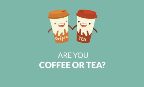 Coffee People Versus TeaPeople