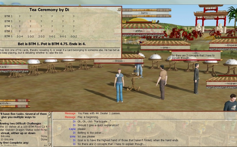 Brew Tea In This Online Bitcoin Casino Game: Dragon'sTale